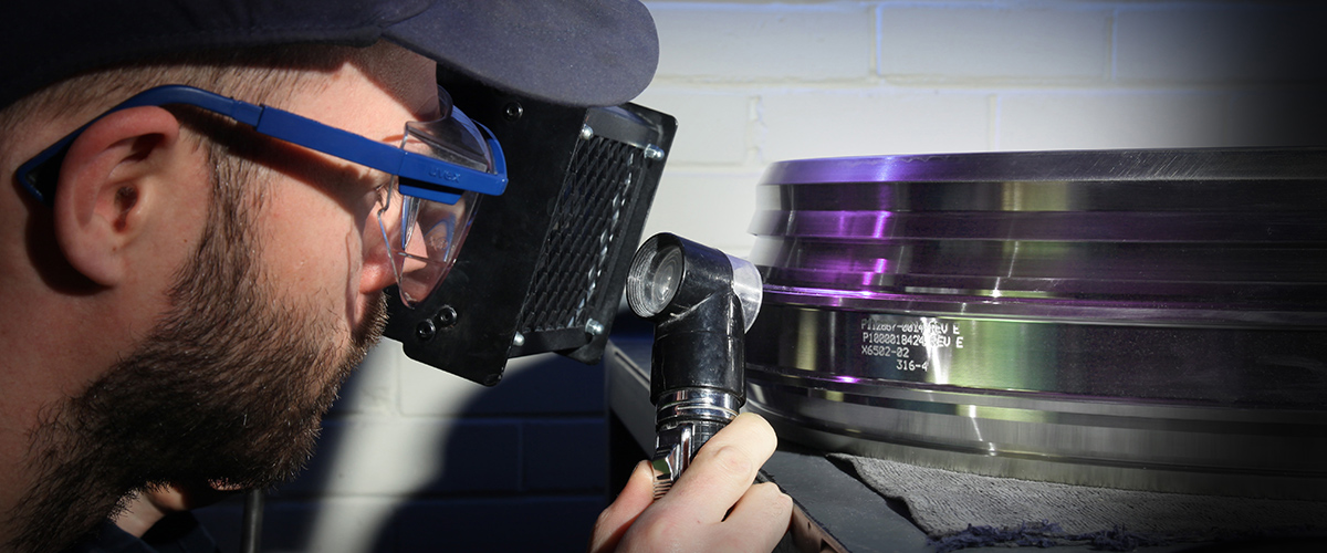 Specialisists in non-destructive inspection and evaluation techniques